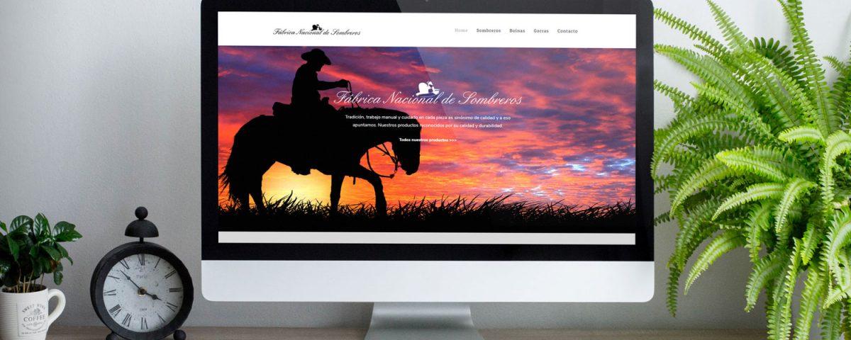 Fábrica Nacional de Sombreros - Sitio 2020